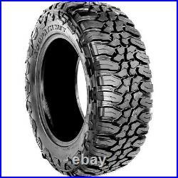 4 (Set) Ecopath M/T LT 35X12.50R22 121Q Load E 10 Ply MT Mud (BLEM) Tires