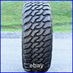 4 (Set) Lion Sport M/T LT 33X12.50R22 Load E 10 Ply MT Mud (BLEM) Tires