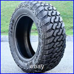 4 (Set) Lion Sport M/T LT 35X12.50R22 Load E 10 Ply MT Mud (BLEM) Tires