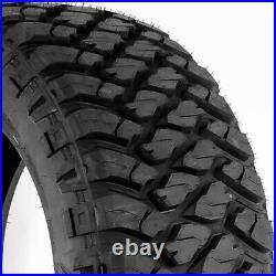 4 Tires Atlander Roverclaw M/T I LT 37X13.50R20 Load F 12 Ply MT Mud