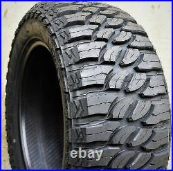 4 Tires Atlas Paraller M/T LT 37X12.50R17 Load D 8 Ply MT Mud