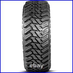 4 Tires Atturo Trail Blade M/T LT 33X12.50R18 118Q Load E 10 Ply MT Mud