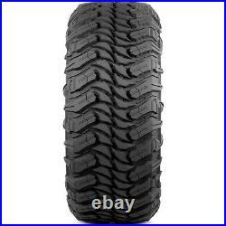 4 Tires Atturo Trail Blade MTS LT 285/55R22 Load E 10 Ply MT M/T Mud