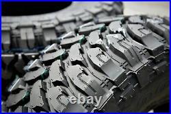 4 Tires Comforser CF3000 LT 33X12.50R20 Load E 10 Ply (DC) MT M/T Mud