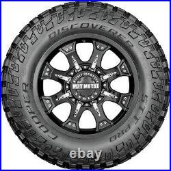4 Tires Cooper Discoverer STT Pro LT 295/65R20 Load E 10 Ply MT M/T Mud