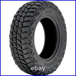 4 Tires Delium Terra Raider M/T KU-255 LT 35X12.50R20 Load E 10 Ply MT Mud