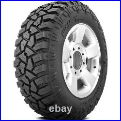 4 Tires Fury Country Hunter M/T 2 LT 40X15.50R22 Load E 10 Ply MT Mud