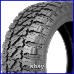 4 Tires Fury Country Hunter M/T LT 37X13.50R17 Load E 10 Ply MT Mud