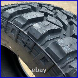 4 Tires Goodtrip GS-67 M/T LT 35X12.50R24 Load E 10 Ply MT Mud