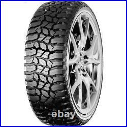 4 Tires Haida HD869 M/T LT 35X13.50R26 Load E 10 Ply MT Mud