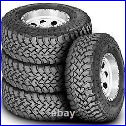 4 Tires Hankook Dynapro MT LT 315/70R17 (35x12.50r17) Load D 8 Ply M/T Mud