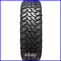4 Tires Hankook Dynapro MT2 LT 37X13.50R20 Load E 10 Ply M/T Mud