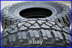 4 Tires Kumho Road Venture MT51 LT 225/75R16 Load E 10 Ply MT M/T Mud