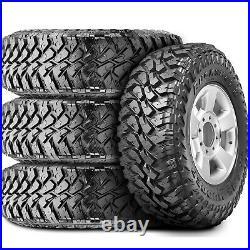 4 Tires Maxxis Buckshot Mudder II MT-764 LT 315/75R16 Load E 10 Ply M/T Mud