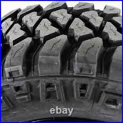 4 Tires Mickey Thompson Baja MTZP3 LT 35X12.50R17 Load D 8 Ply M/T Mud