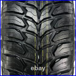 4 Tires Pinnacle Aethon M/T LT 33X12.50R22 Load E 10 Ply MT Mud