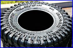 4 Tires Radar Renegade R5 M/T LT 235/85R16 Load E 10 Ply MT Mud