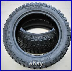 4 Tires TBB TS-67 M/T LT 33X12.50R22 Load E 10 Ply MT Mud
