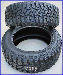 4 Tires TBB TS-67 M/T LT 35X12.50R24 Load E 10 Ply MT Mud