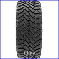 4 Tires Venom Power Terra Hunter M/T LT 33X12.50R20 Load E 10 Ply MT Mud