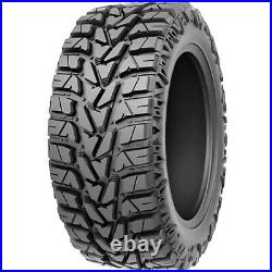 4 Tires Versatyre MXT/HD LT 33X12.50R20 Load F 12 Ply MT M/T Mud Terrain