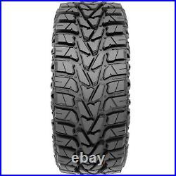 4 Tires Versatyre MXT/HD LT 33X13.50R24 Load E 10 Ply MT M/T Mud