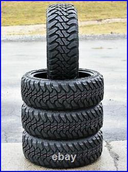 Accelera M/T-01 LT 275/55R20 Load D 8 Ply MT Mud Tire