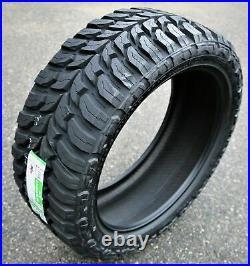 Crosswind M/T LT 37X13.50R24 Load E 10 Ply MT Mud Tire