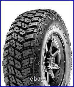 Delium Terra Raider M/T KU-255 LT 37X12.50R18 Load E 10 Ply MT Mud Tire