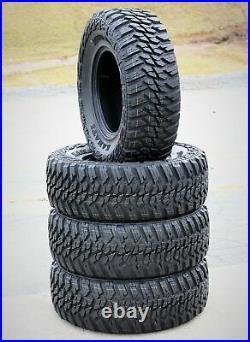 Kanati Mud Hog M/T LT 37X12.50R17 Load E 10 Ply MT Mud Tire