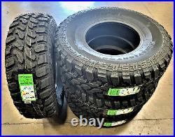 Lanvigator Catchfors M/T LT 37X12.50R17 Load D 8 Ply MT Mud Tire