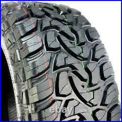 Mazzini Mud Contender LT 285/70R17 Load E 10 Ply MT M/T Mud Tire