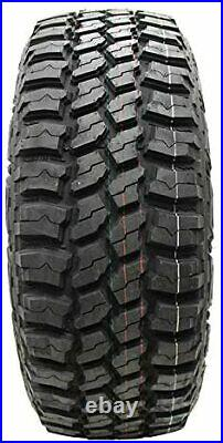 Set 4 Thunderer Trac Grip M/T Mud Tires 285/75R16 10 Ply E Load Only 3 Sets