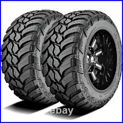 Tire AMP Mud Terrain Attack M/T A LT 37X13.50R24 Load E 10 Ply MT Mud