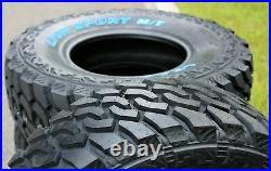 Tire Leao Lion Sport MT LT 215/75R15 Load C 6 Ply (OWL) M/T Mud