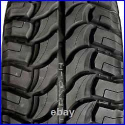 Tire Red Dirt Road RD-6 M/T LT 33X12.50R18 Load E 10 Ply MT Mud