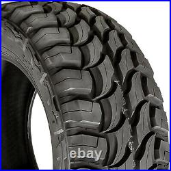 Tire Red Dirt Road RD-6 M/T LT 35X12.50R20 Load E 10 Ply MT Mud